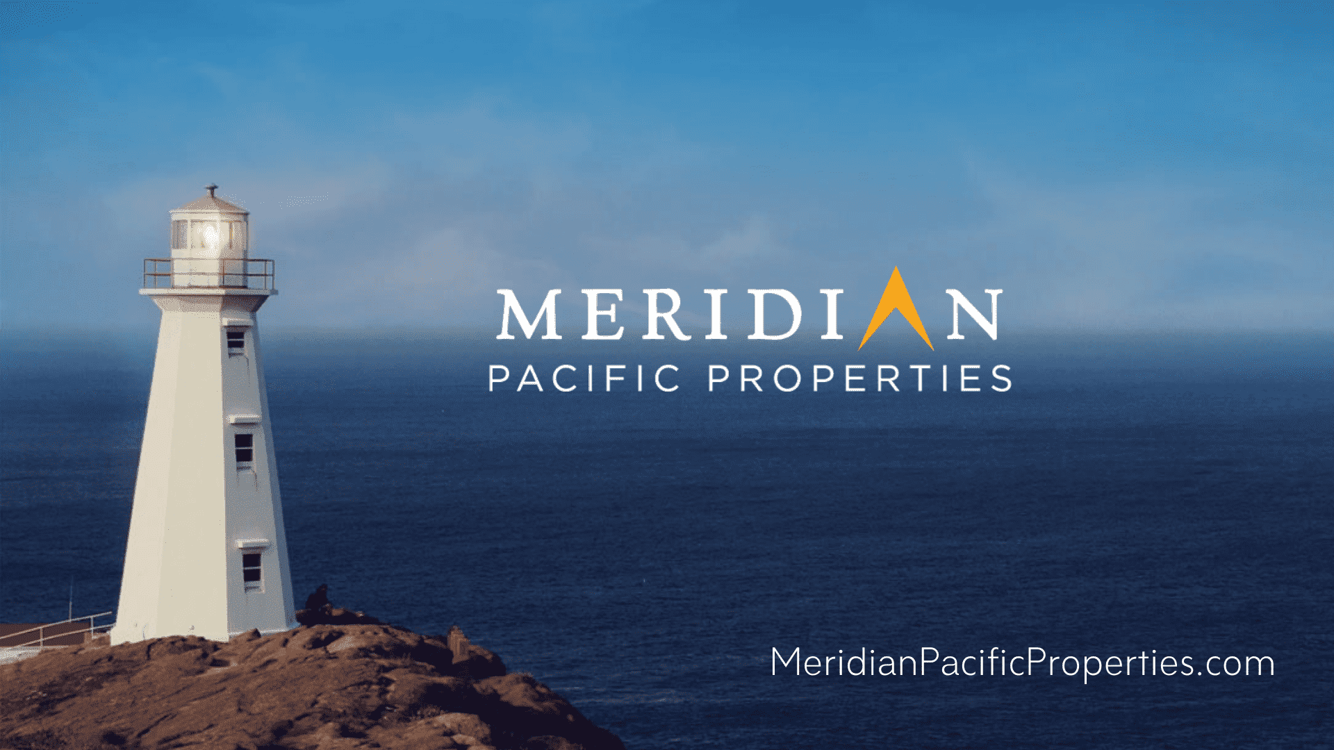Meridian Pacific Properties, inc